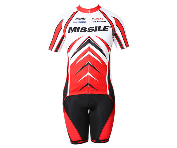 MISSILE米赛尔 骑行服